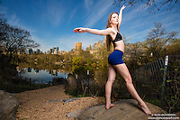 Dance As Art- the New York City Photography Project at Central Park  with dancer Meganne Smits