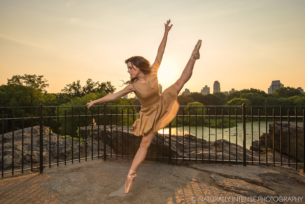 Dance As Art- The New York Photography Project featuring Lindsey Horrigan.