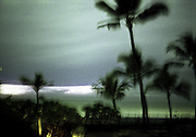 These Hawaii Images were made during several visits to the Islands. The island interiors are fascinating and as beautiful as the beaches and waters. Fog can be a seductive negligee or a vampire's cloak. Storms are power that can not be controlled.
