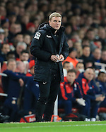 Bournemouth's Eddie Howe in action<br /> <br /> Barclays Premier League- Arsenal vs AFC Bournemouth - Emirates Stadium - England - 28th December 2015 - Picture - David Klein/Sportimage