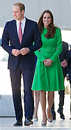 KATE & Prince William Visit Portrait Gallery & Parliament1