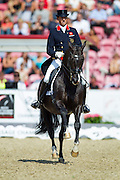Carl Hester - Uthopia<br /> FEI European Championships 2013<br /> © DigiShots