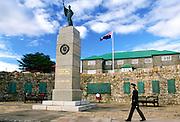 1982 Liberation Memorial, Port Stanley, Falkland Islands