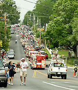 2009 - Memorial Day parade in Lebanon, Ohio