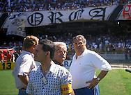 18.01.2001.Eurico Miranda - president of CR Vasco da Gama.©JUHA TAMMINEN
