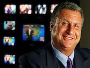 Portrait of a CNN executive.