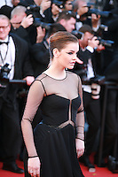 Barbara Palvin at the gala screening for the film Youth at the 68th Cannes Film Festival, Wednesday May 20th 2015, Cannes, France.