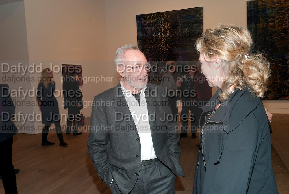 GERHARD RICHTER, Gerhard Richter: Panorama. Tate Modern. London. 4 October 2011. <br /> <br />  , -DO NOT ARCHIVE-&copy; Copyright Photograph by Dafydd Jones. 248 Clapham Rd. London SW9 0PZ. Tel 0207 820 0771. www.dafjones.com.