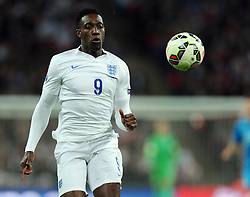 Danny Welbeck of England (Arsenal)  - Photo mandatory by-line: Joe Meredith/JMP - Mobile: 07966 386802 - 15/11/2014 - SPORT - Football - London - Wembley - England v Slovenia - EURO 2016 Qualifier
