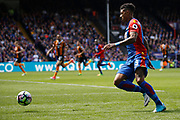 Crystal Palace midfielder Patrick Van Aanholt during the Premier League match between Crystal Palace and Hull City at Selhurst Park, London, England on 14 May 2017. Photo by Andy Walter.