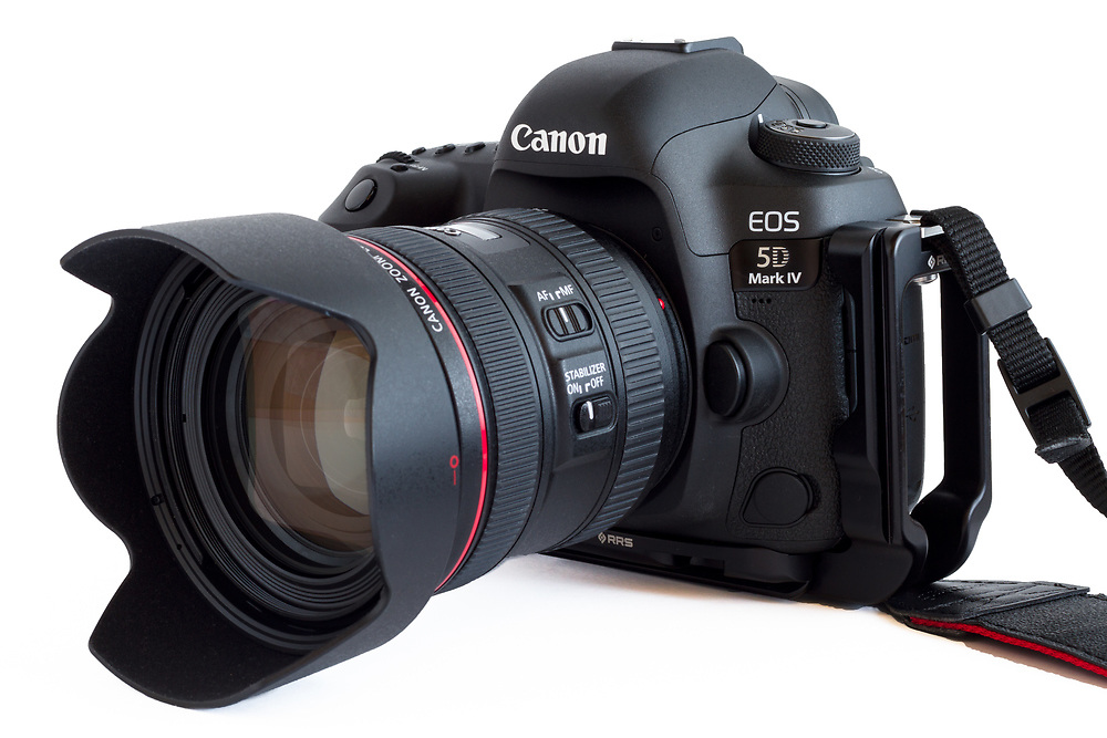 Canon EOS DSLR 5D Mark IV