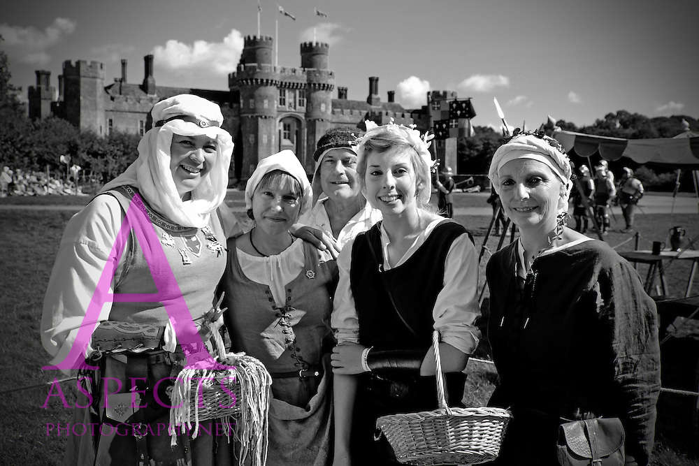 England's Medieval Festival at Herstmonceux Castle NB: England's Medieval Festival images commissioned by the Event Organiser (MGel.com) and offered for sale with their permission.