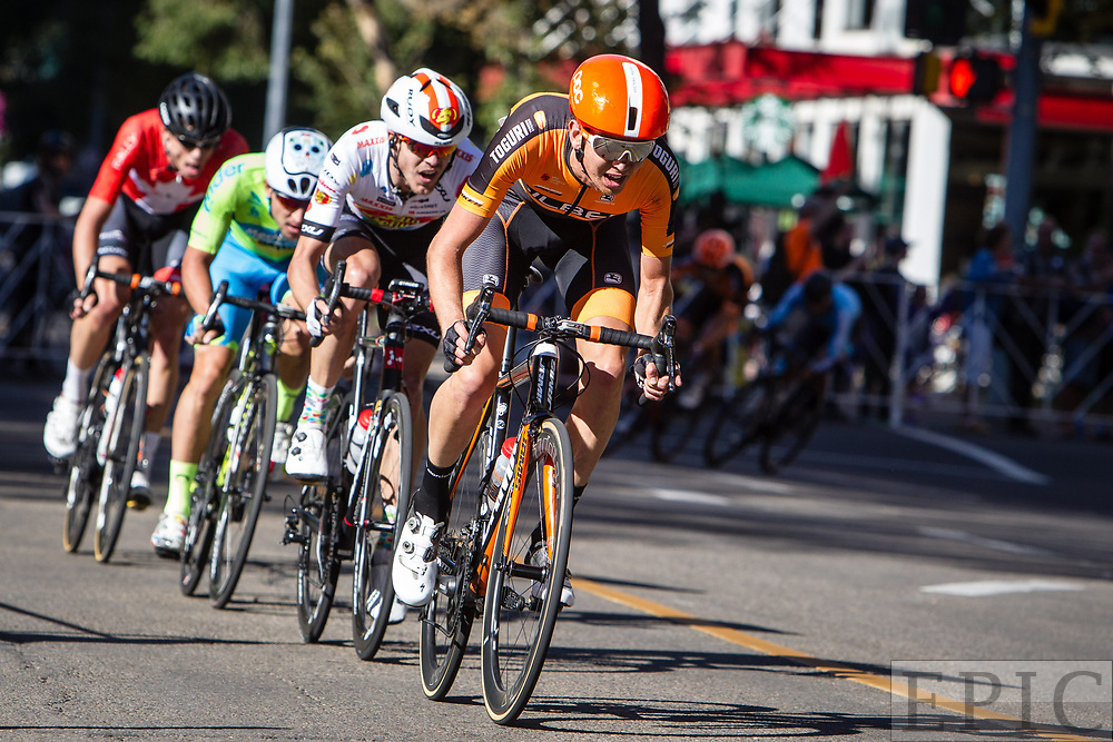 EDMONTON, ALBERTA, CAN - September 4: Stage 4 of the Tour of Alberta on September 4, 2017 in Edmonton, Canada. (Photo by Jonathan Devich)
