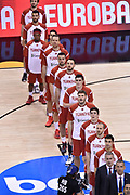 DESCRIZIONE : Berlino Berlin Eurobasket 2015 Group B Germany Turkey<br /> GIOCATORE : team <br /> CATEGORIA : inno nazionale<br /> SQUADRA : Germany Turkey<br /> EVENTO : Eurobasket 2015 Group B<br /> GARA : Germany Turkey<br /> DATA : 08/09/2015<br /> SPORT : Pallacanestro<br /> AUTORE : Agenzia Ciamillo-Castoria/m.longo<br /> Galleria : Eurobasket 2015<br /> Fotonotizia : Berlino Berlin Eurobasket 2015 Group B Germany Turkey