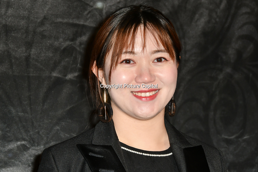 Yige Yang Arrivers at The Gold Movie Awards at Regent Street Cinema on 10 January 2019, London, UK.