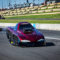 Jon Ferguson (1196) - Chevrolet Monte Carlo Funny Car - Supercharged Outlaws.