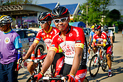 Tour of Thailand 2015/ Stage4/ Mukdahan - Nakhon<br /> Phanom/ Wang Meiyin/ Hengxiang cycling