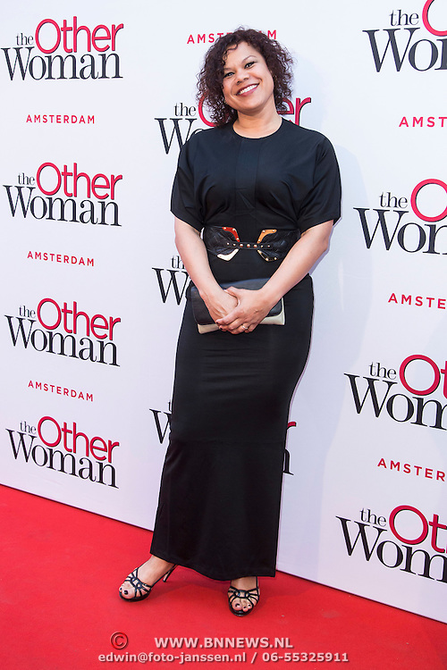 NLD/Amsterdam//20140401 - Filmpremiere The Other Woman,