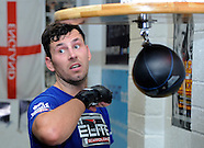 Darren Barker Workout 300913