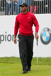 September 10, 2018 - Newtown Square, Pennsylvania, United States - Tiger Woods walks the 18th green during the final round of the 2018 BMW Championship. (Credit Image: © Debby Wong/ZUMA Wire)