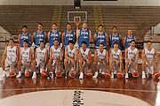 Porto San Giorgio, 05/06/07<br /> Basket, nazionale italiana maschile<br /> bianchi vs blu<br /> nella foto: team<br /> foto ciamillo