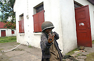 Rumangabo, DRC.-<br />