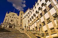 The rectory of the University of Guanajuato, Guanajuato, Mexico