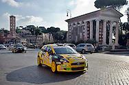 Roma 26 Ottobre 2013<br /> 1&deg; Rally Internazionale di RomaCapitale con partenza da piazza Bocca della Verit&agrave;, evento che riporta le corse su strada nella &ldquo;Citt&agrave; Eterna&rdquo; dopo ben nove lunghi anni di assenza.