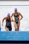 Ashlee BAILIE 01:05:07. shlee BAILIE 01:05:07. Urban Geelong ITU Sprint Triathlon Premium Oceania Cup. 2012 Geelong Multi Sport Festival. Eastern Beach, Geelong, Victoria, Australia. 12/02/2012. Photo By Lucas Wroe