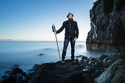 Stefan Roberts, Ara Institute photography tutor and pinhole camera afficionado