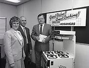 Presentation of Calor Kosangas Cooken, Long Mile Road, Dublin,<br />