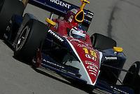 Danica Patrick at the Pikes Peak International Raceway, Honda Indy 225, August 21, 2005