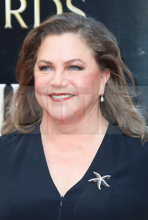 © Licensed to London News Pictures. 13/04/2014, UK. Kathleen Turner, The Laurence Olivier Awards, Royal Opera House, London UK, 13 April 2014. Photo credit : Richard Goldschmidt/Piqtured/LNP