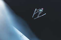 10.02.2019, Salpausselkae Hill, Lahti, FIN, FIS Weltcup Ski Sprung, Herren, im Bild Dawid Kubacki (POL) // Dawid Kubacki of Poland during the men's FIS Ski Jumping World Cup at the Salpausselkae Hill in Lahti, Finland on 2019/02/10. EXPA Pictures © 2019, PhotoCredit: EXPA/ JFK