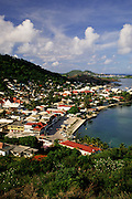 Image of Marigot on French Saint Martin, Caribbean