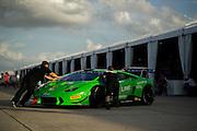November 19-22, 2015: Lamborghini Super Trofeo at Sebring Intl Raceway. #178 Shota Abkhazava (GEO) Harald Schlegelmilch (LVA), Artline Team Georgia