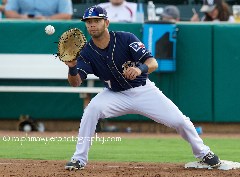 Ralph Mawyer/MiLB - San Antonio Missions hosted the Springfield Cardinals on July 8, 2015 at Nelson Wolff Stadium in San Antonio, TX. Photo: Ralph Mawyer Photography/MiLB.com  Luis Domoromo