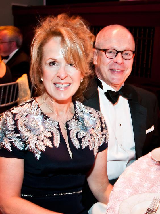 Lisa and David Manning
