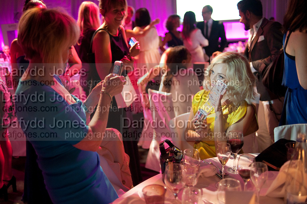 Glamour Women of the Year Awards 2011. Berkeley Sq. London. 9 June 2011.<br /> <br />  , -DO NOT ARCHIVE-© Copyright Photograph by Dafydd Jones. 248 Clapham Rd. London SW9 0PZ. Tel 0207 820 0771. www.dafjones.com.