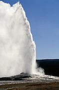 Wyoming, Old Faithful, Yellowstone National Park,