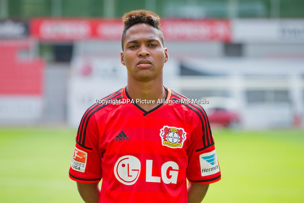 German Soccer Bundesliga - Photocall Bayer 04 Leverkusen on August 4th 2014: Wendell.