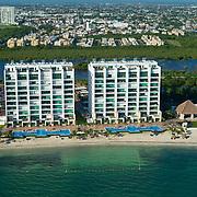 Residencial La Playa. Cancun, Mexico.