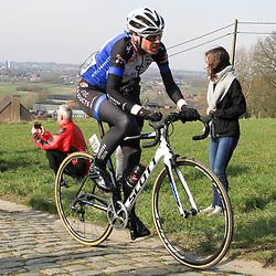 27-02-2016: Wielrennen: Omloop Nieuwsblad vrouwen: Gent<br />GENT (BEL) wielrennen<br />De opening van het Noord Europese wielerseizoen is traditioneel de opening van het wielerseizoen bij de mannen en vrouwen. Vita Heine