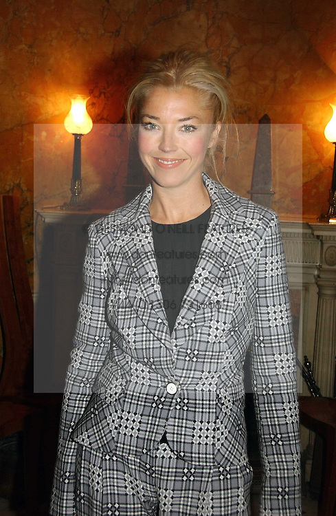TAMARA BECKWITH at a party hosted by Westfield and the British Fashion Council to celebrate Fashion Forward held at Home House, 20 Portman Square, London W1 on 30th January 2007.<br />