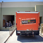 MSJ Delivery - San Diego Orange County moving company