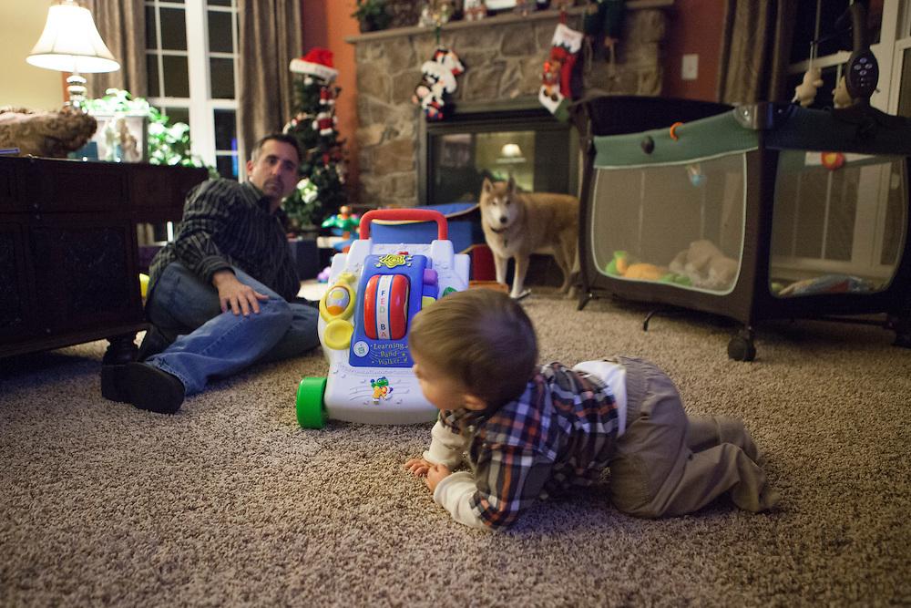 Thanksgiving on Thursday November 22, 2012. (photo / Mat Boyle)