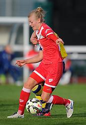 Bristol Academy's Sophie Ingle - Photo mandatory by-line: Paul Knight/JMP - Mobile: 07966 386802 - 09/05/2015 - SPORT - Football - Bristol - Stoke Gifford Stadium - Bristol Academy Women v Arsenal Ladies FC - FA Women's Super League