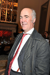 CHARLES SAUMAREZ SMITH at a dinner hosted by Pablo Ganguli and Ella Krasner to celebrate the 10th Anniversary of Liberatum and in honour of Sir Peter Blake held at The Corinthia Hotel, Nortumberland Avenue, London on 23rd November 2011.