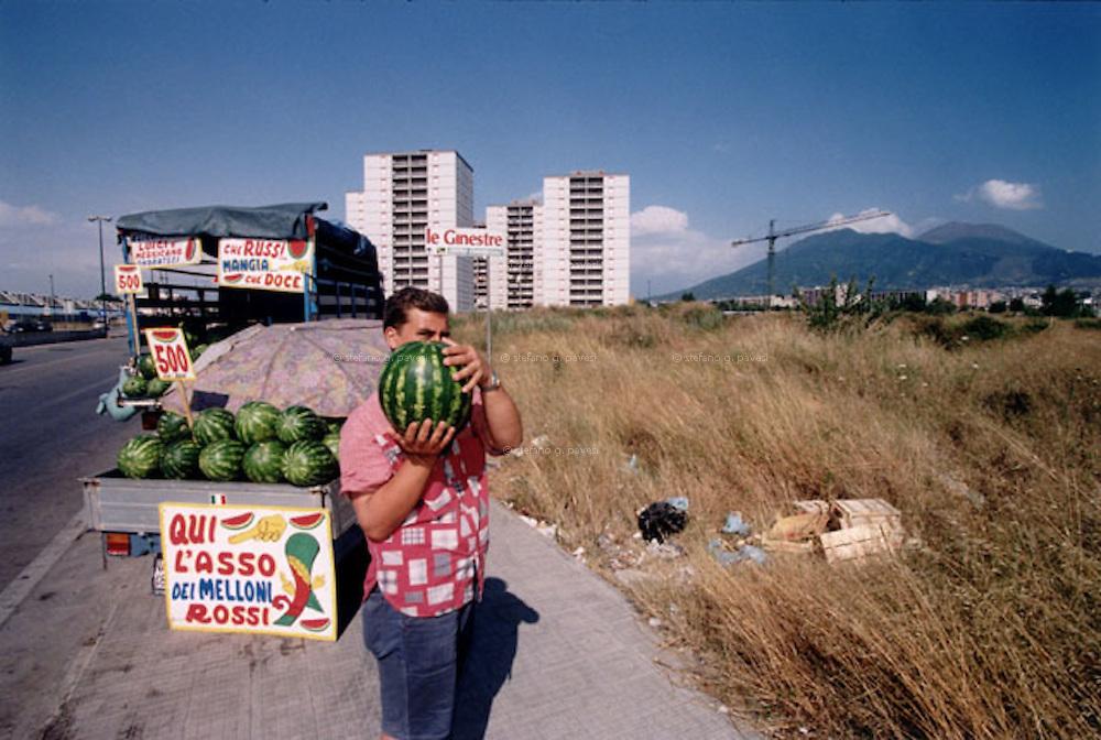 Naples, Ponticelli district