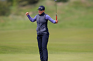 Romy Meekers (NED) during the final round at the Irish Woman's Open Stroke Play Championship, Co. Louth Golf Club, Louth, Ireland. 12/05/2019.<br /> Picture Fran Caffrey / Golffile.ie<br /> <br /> All photo usage must carry mandatory copyright credit (© Golffile | Fran Caffrey)
